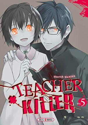Teacher Killer T.05 | 9782302083332