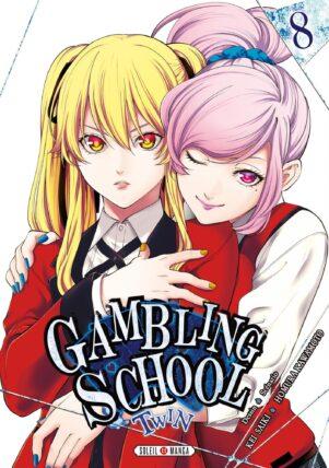 Gambling school Twin T.08 | 9782302083363