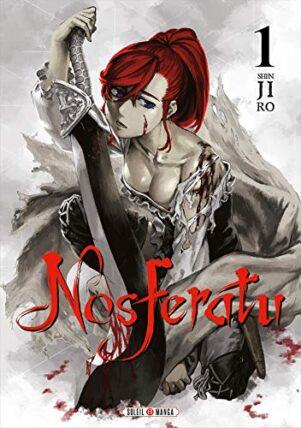 Nosferatu T.01 | 9782302083578