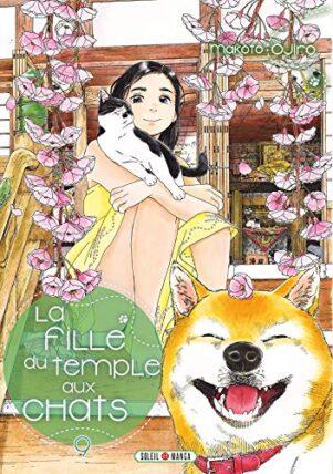Fille du temple aux chats (La) T.09 | 9782302090361