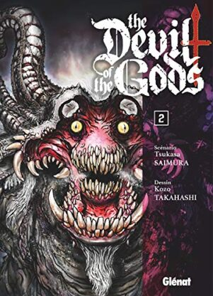 Devil of the gods (The) T.02 | 9782344041147