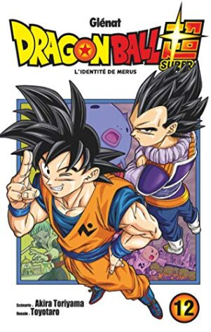 Dragon Ball Super T.12 | 9782344044438
