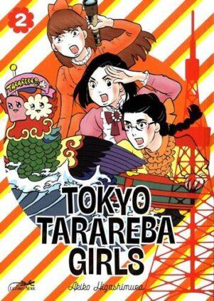 Tokyo Tarareba Girls T.02 | 9782353481996