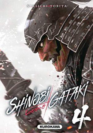 Shinobi Gataki T.04 | 9782368529324