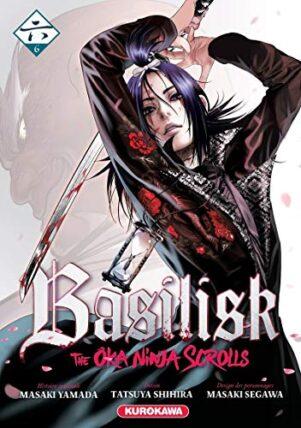 Basilisk - The Ôka ninja scrolls T.06 | 9782368529393
