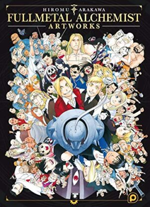 Complete art of Fullmetal Alchemist | 9782368529966