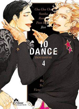 10 dance T.04 | 9782368777336