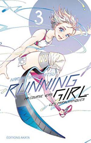 Running girl T.03 | 9782369748168