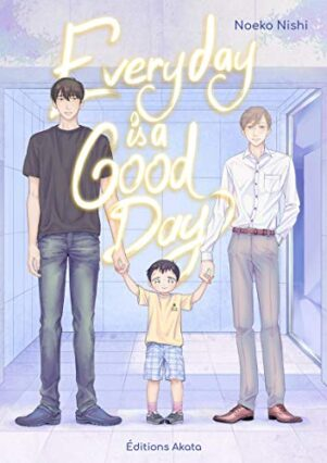 Everyday is a good day | 9782369748748