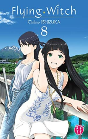 Flying witch T.08 | 9782373494518