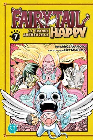Grande Aventure de Happy (La) - Fairy tail T.07 | 9782373495096