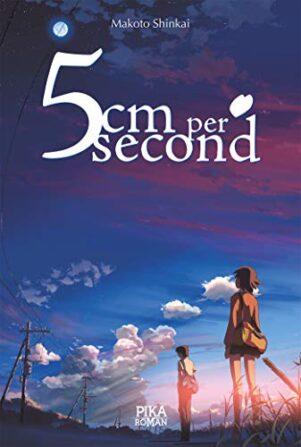 5 cm per second  - LN T.01 | 9782376320418