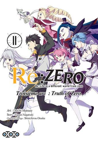 Re: Zero - Arc 3: Truth of Zero T.11 | 9782377173433