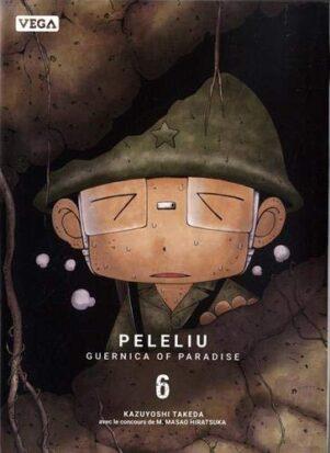Peleliu, Guernica of paradise T.06   9782379500367