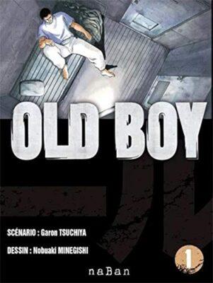 Old Boy T.01 | 9782380600018