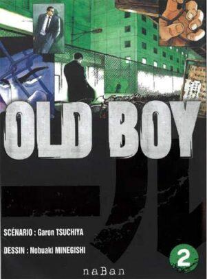 Old Boy T.02 | 9782380600032