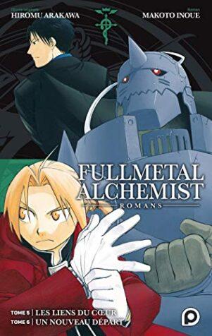 fullmetal Alchemist -Light novel T.03 | 9782380710274