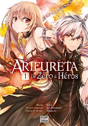 Arifureta, de zero a heros T.01 | 9782413028079