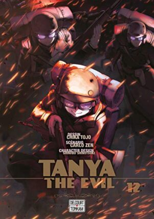 Tanya the Evil T.12 | 9782413030249