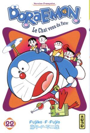 Doraemon T.22 | 9782505017493