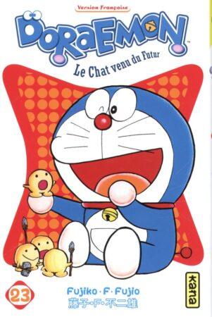 Doraemon T.23 | 9782505017509