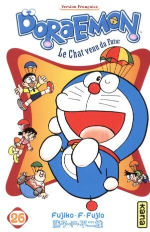 Doraemon T.26 | 9782505063315