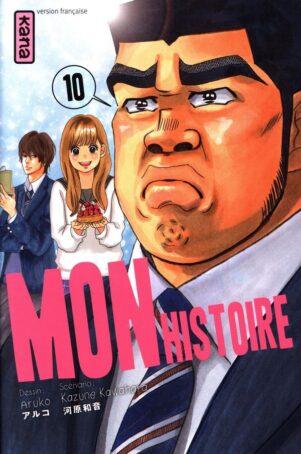 Mon Histoire T.10 | 9782505065760