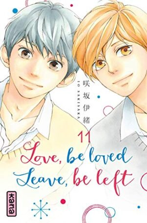 Love, Be Loved, Leave, Be Left T.11 | 9782505083115