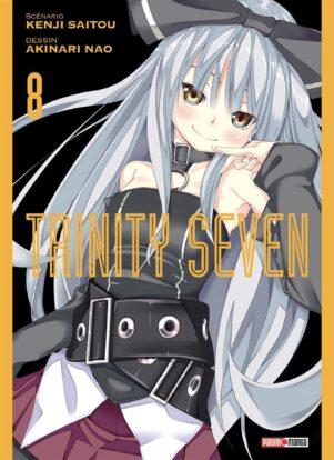 Trinity Seven T.08 | 9782809486858