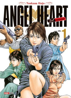 Angel heart (NE) T.01 | 9782809488555