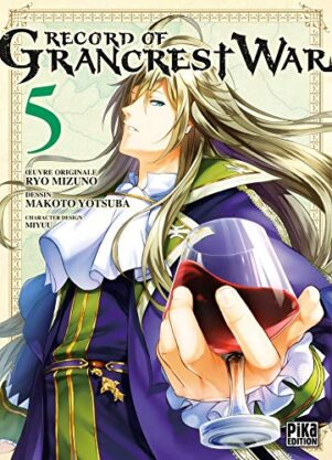 Record of Grancrest War T.05 | 9782811657581