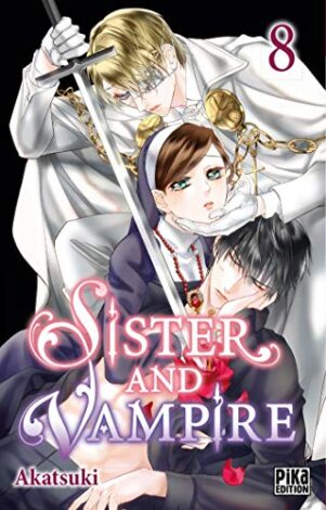 Sister and vampire T.08 | 9782811657598