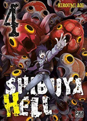 Shibuya Hell T.04 | 9782811658267