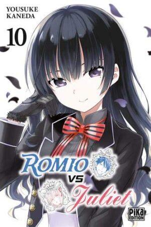 Romio vs Juliet T.10 | 9782811658281