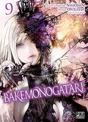 Bakemonogatari T.09 | 9782811658304