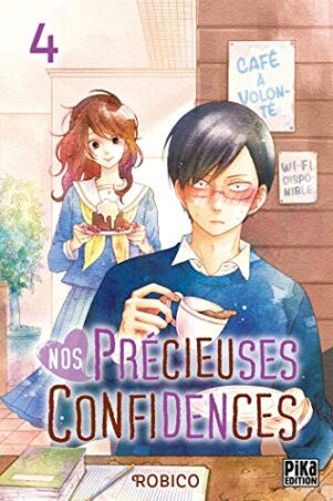 Nos precieuses confidences T.04 | 9782811658601