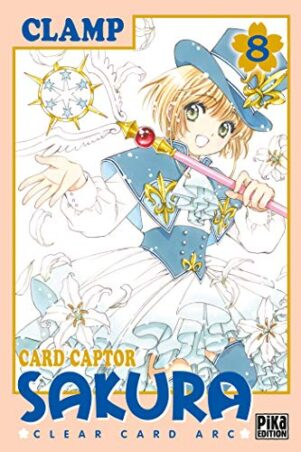 Card Captor Sakura - Clear Card T.08 | 9782811659110