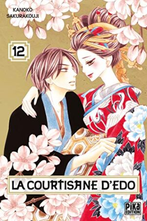 Courtisane d'Edo (La) T.12 | 9782811659172
