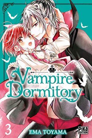 Vampire dormitory T.03 | 9782811659189