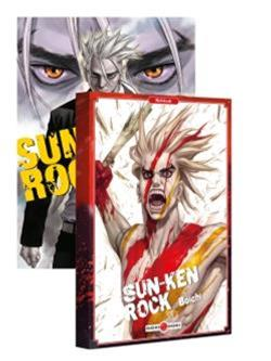 Sun-Ken Rock T.01+Notebook | 9782818974834