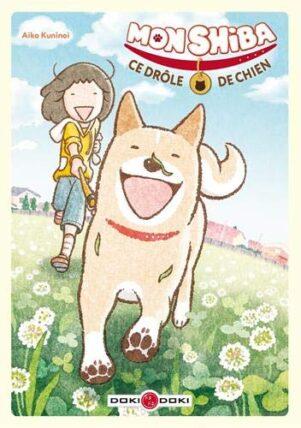 Shiba ce drole de chien (Mon) | 9782818977262
