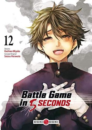 Battle game in 5 secondes T.12 | 9782818978061