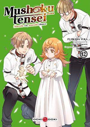 Mushoku Tensei T.12 | 9782818979488