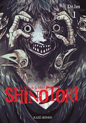 Shinotori T.01 | 9782820338341