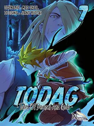 TODAG - Tales of Demons and Gods T.07 | 9782902487066