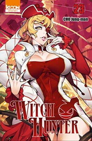 Witch Hunter T.23 | 9791032706695