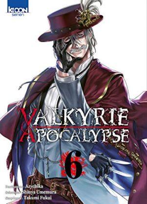 Valkyrie Apocalypse T.06 | 9791032706749