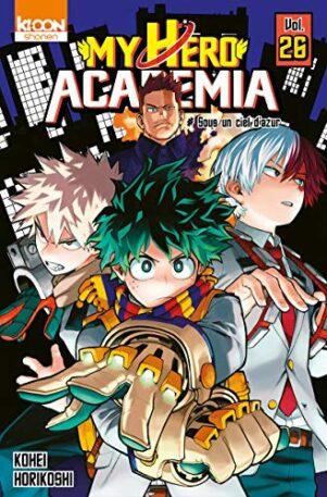 My Hero Academia T.26 | 9791032706770