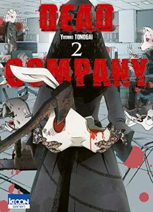 Dead company T.02 | 9791032706947