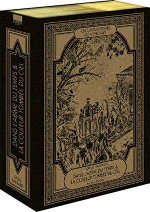 Lovecraft coffret - Dans l'abime du temps & La couleur tombee du ciel | 9791032707319